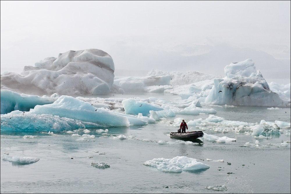 ice laguna