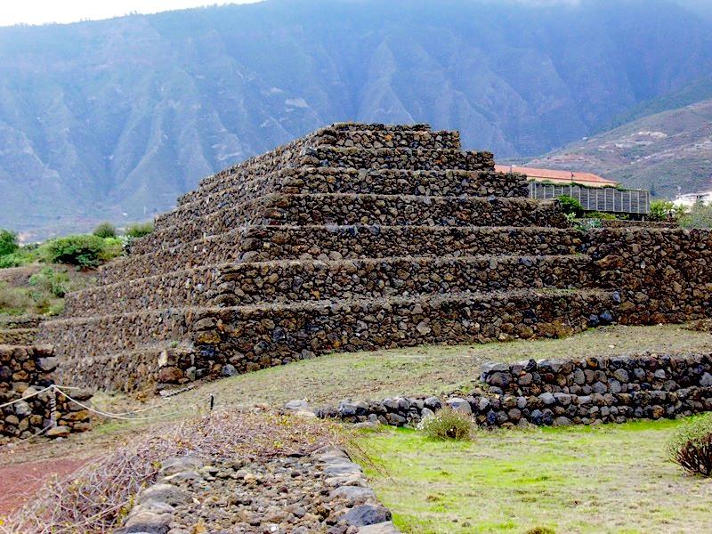 Піраміди Гуімар (острів Тенеріфе, Канари)