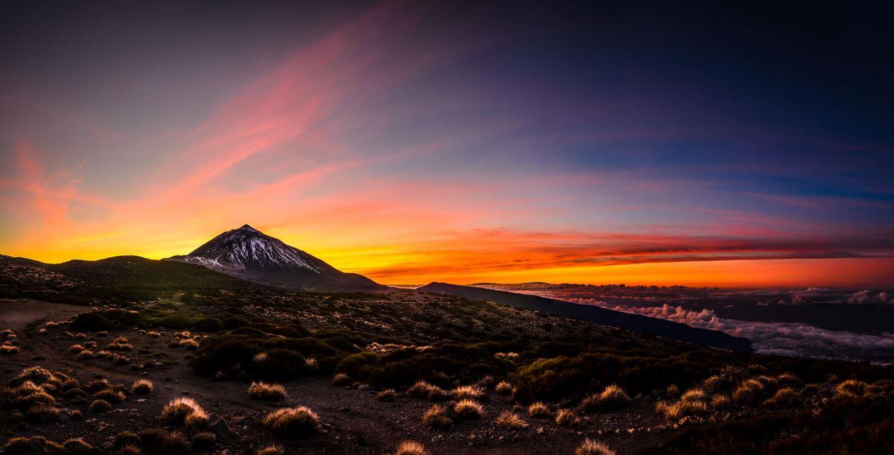 Вулкан Тейде (острів Тенеріфе, Канари)