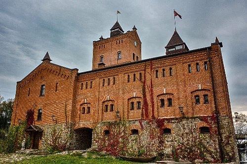 Замок Радомысль day3 1