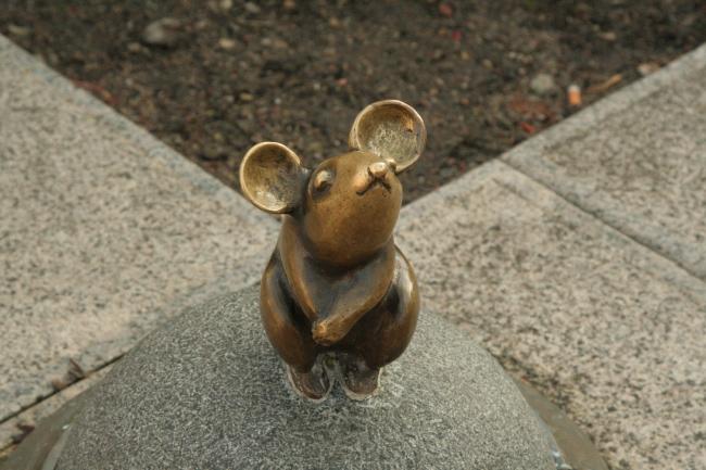 Клайпедский мышонок